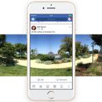 Ya no habrá que salir de Facebook para sacar fotos 360°