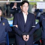 El heredero de Samsung fue condenado a prisión