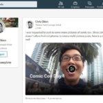LinkedIn ahora permite subir videos