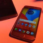 Motorola presentó Moto C, Moto C Plus y Moto E4 Plus, con precios para todos los bolsillos