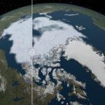 Antes y después: la NASA muestra el impacto del cambio climático