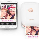 Del celular al papel: HP presentó su impresora portátil Sprocket