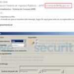 Alerta por un nuevo ataque que se propaga a través de un falso correo de AFIP