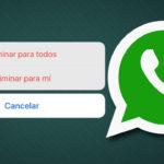 Ahora sí, WhatsApp permite borrar los mensajes enviados