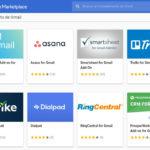 Gmail, recargado: admite complementos de terceros