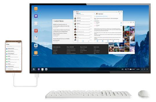 Huawei Mate 10 PC