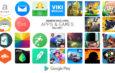 Google eligió las mejores apps y juegos del trimestre