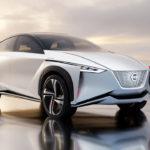 IMx: así imagina Nissan a su coche autónomo y eléctrico