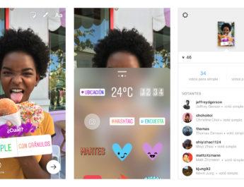 Instagram agrega una nueva función para sus Stories: encuestas