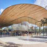 El Apple Park abrió sus puertas al público