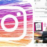 Instagram permitirá seguir hashtags
