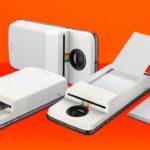 Moto Mods: Polaroid sumó una impresora a los Moto Z