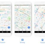 Así es el nuevo Google Maps