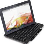 Y1010, la tablet con teclado desmontable de Positivo BGH