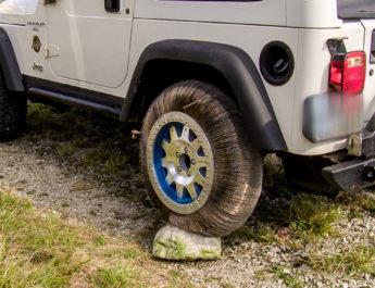 La NASA reinventó la rueda: de metal, elástica y no se pincha