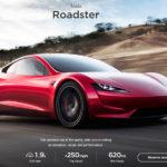 Tesla Roadster: 6 datos del deportivo más rápido del mundo