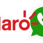 Claro ofrece WhatsApp gratis