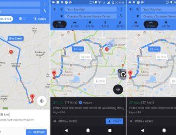 Google Maps tendrá rutas optimizadas para Motos