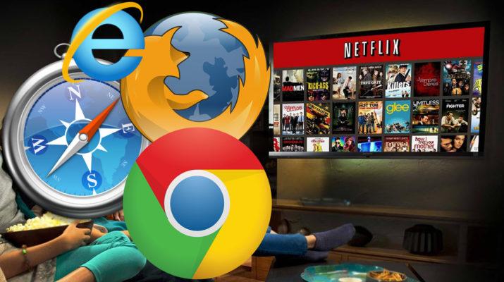 Netflix browser