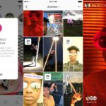 Instagram ahora permite guardar Historias