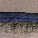 Marte tiene reservas de agua helada, confirmó la NASA