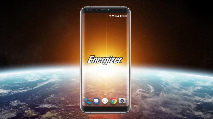 Celular Energizer P600S