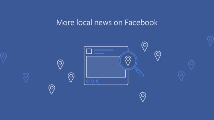 Facebook noticias locales