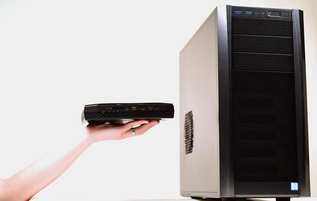 Intel-NUC AMD