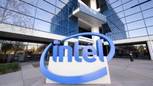 Intel building
