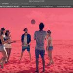 Photoshop ya permite seleccionar y quitar personas de una foto con un click
