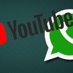 WhatsApp ya permite ver videos de YouTube sin salir de la app