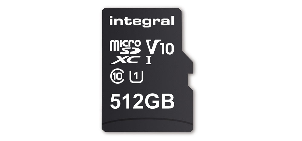 microSD 512GB