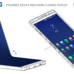 Galaxy X: nuevas imágenes del celular plegable de Samsung