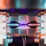 Esta es la foto de un átomo