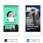 Google mostrará noticias al estilo Historias de Instagram