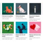 Google Fotos ahora permite crear Películas temáticas a pedido de cada usuario