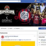 Facebook transmitirá partidos de básquet argentino