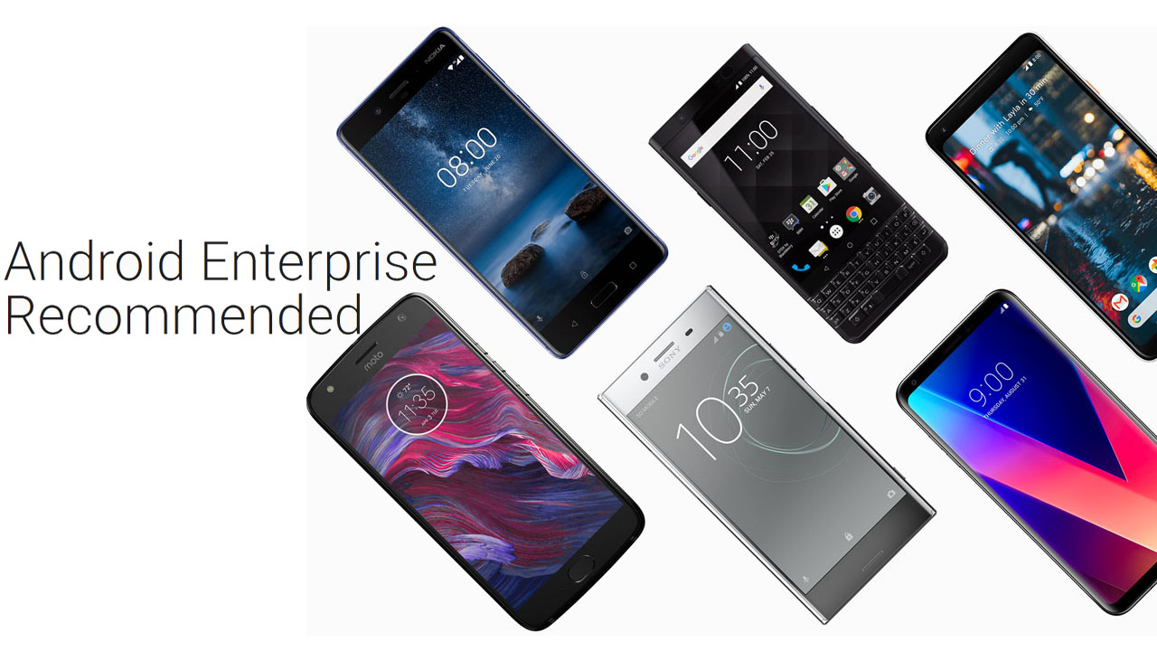 Mejores celulares Android
