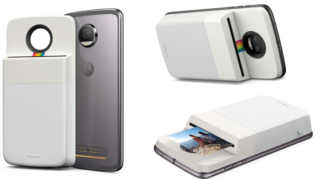 El Moto Mod De Polaroid Lleg 243 A La Argentina Precio Y