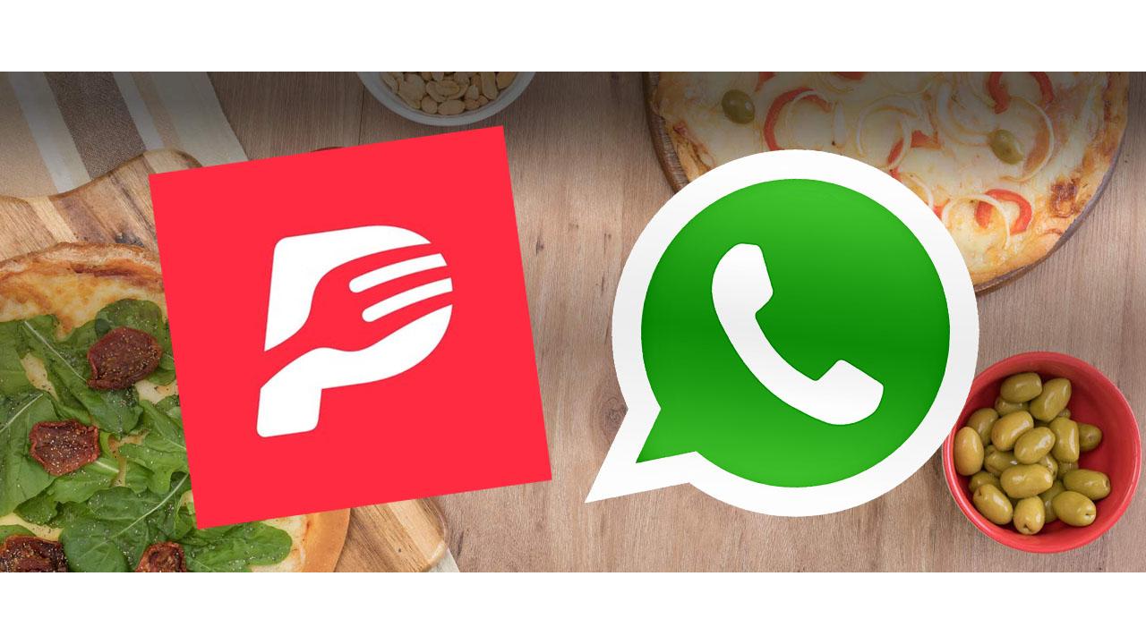 Pedidosya WhatsApp