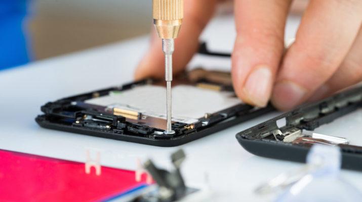 Reparacion celulares