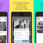 Disponible YouTube Go, para bajar videos y gastar menos datos