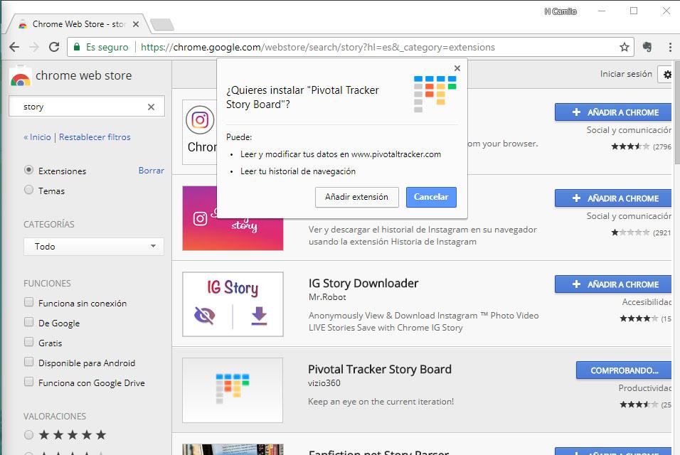 Chrome-informacion-usuarios
