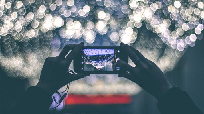 Camara doble celular