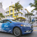 Miami: Ford hará delivery de pizzas con autos sin conductor
