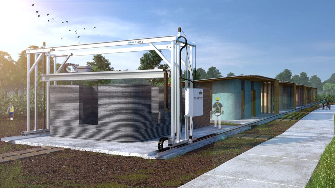 Icon Vulcan casa impresora 3D
