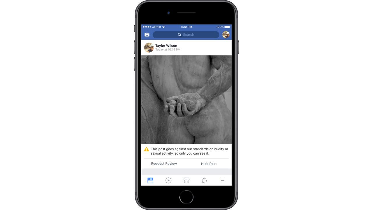 Apelaciones Facebook