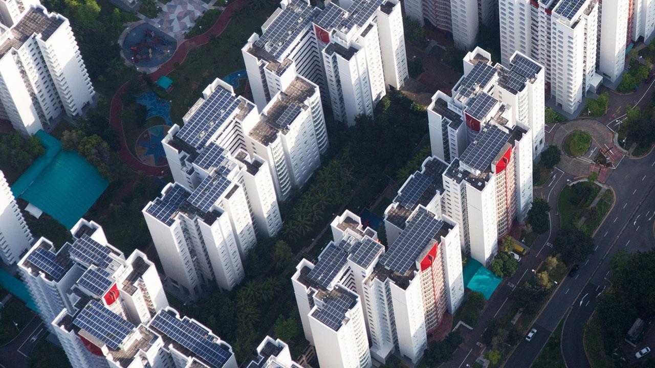 Apple energia solar Singapur