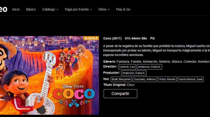 Coco Claro Video