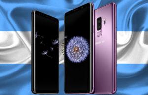 Galaxy S9 Argentina